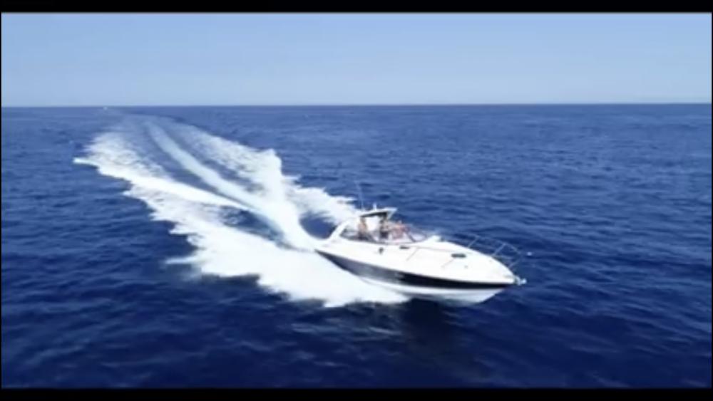 Location bateau Lecci pas cher Hawk 34