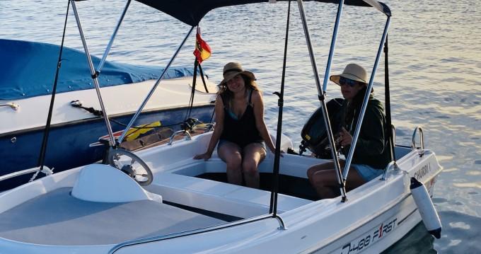 Location yacht à Costa Adeje - Dipol D-400 F1RST sur SamBoat