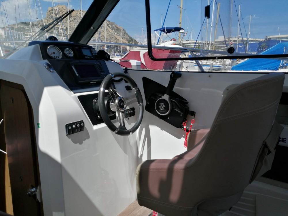 Verhuur Motorboot in Alicante - Bénéteau Antares 7.80