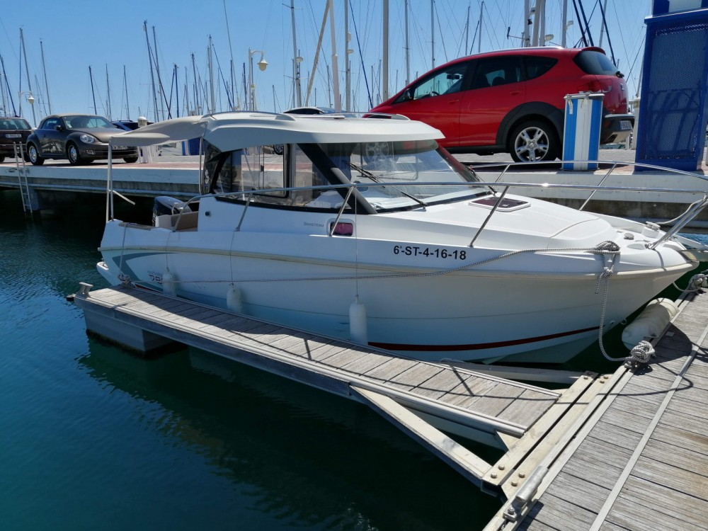 Bénéteau Antares 7.80 te huur van particulier of professional in Alicante