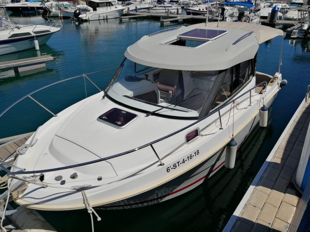 Jachthuur in Alicante - Bénéteau Antares 7.80 via SamBoat
