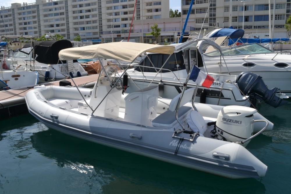 Louez un Adventure VESTA 650 à Toulon