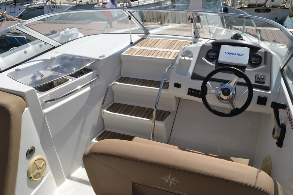 Verhuur Motorboot in Toulon - Jeanneau Cap Camarat 7.5 DC