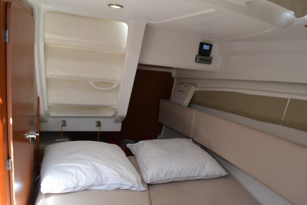 Bootverhuur Jeanneau Cap Camarat 7.5 DC in Toulon via SamBoat