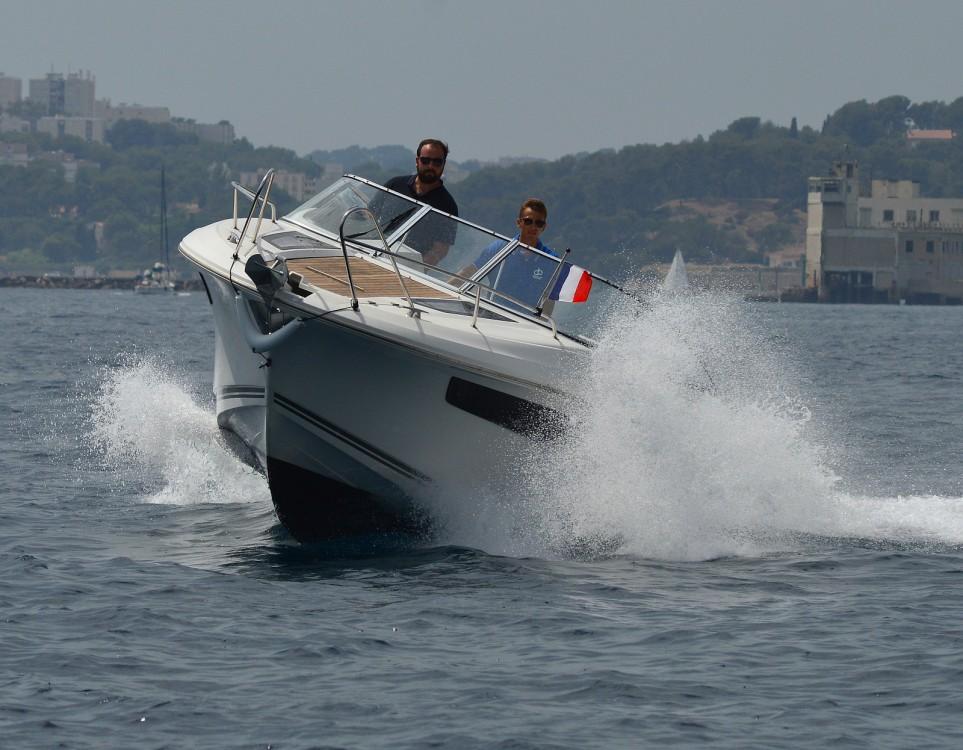 Jachthuur in Toulon - Jeanneau Cap Camarat 7.5 DC via SamBoat