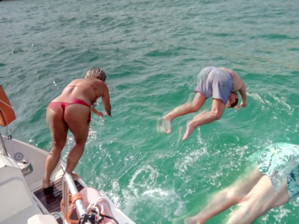 Jachthuur in Castelldefels - Bénéteau Oceanis 400 via SamBoat