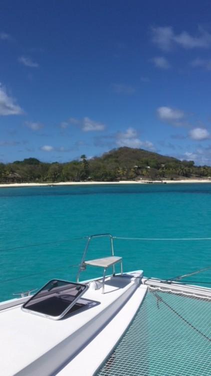 Location bateau Le Marin pas cher Nautitech 46