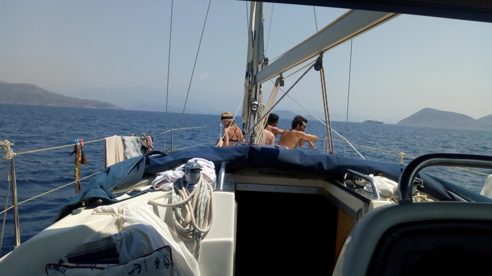 Location bateau Fethiye pas cher Bavaria 30 Cruiser
