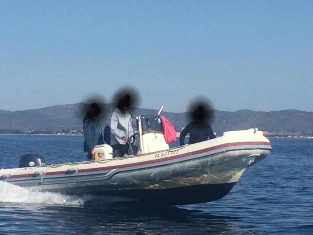Boat rental Joker Boat Coaster in Hyères on Samboat
