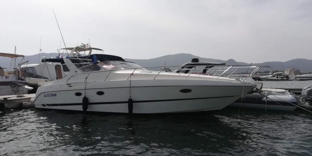 Boat rental Porto-Vecchio cheap Smeraldo 37