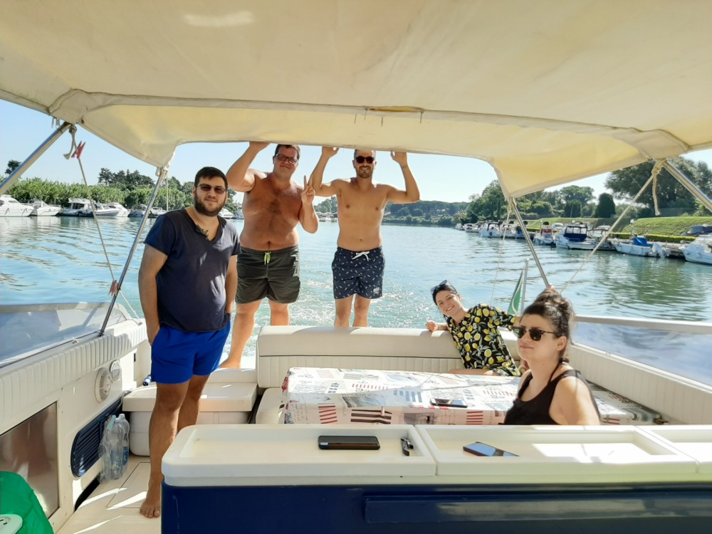 Location Yacht Profilmarine avec permis