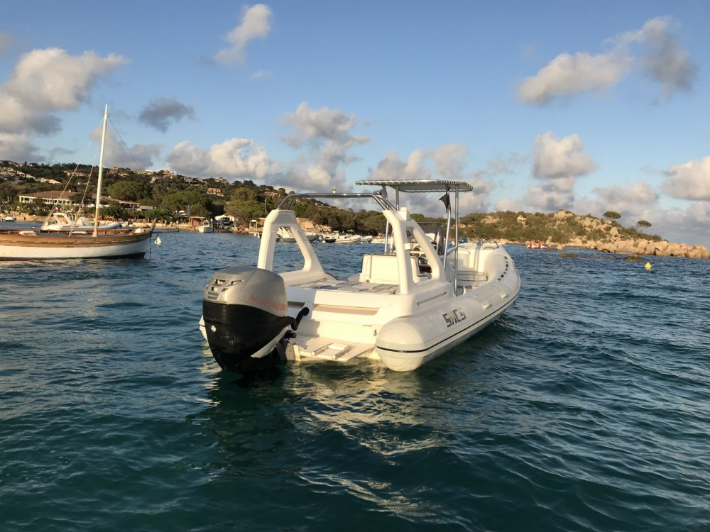 Hire RIB with or without skipper Sacs Porto-Vecchio
