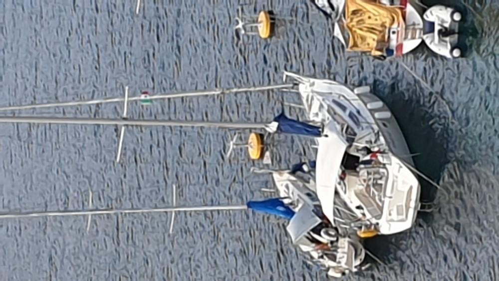Jeanneau Voyage 11.20 between personal and professional Saint-Mandrier-sur-Mer