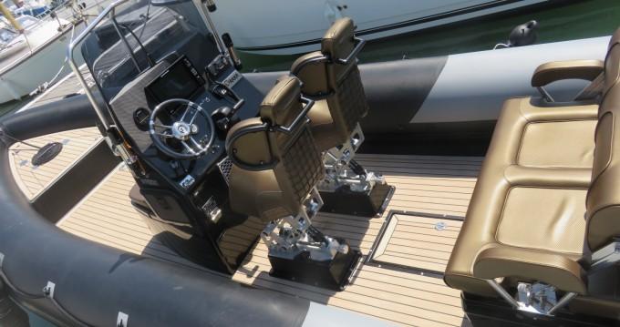 Location yacht à Quiberon - Ribwest 6.99 sur SamBoat