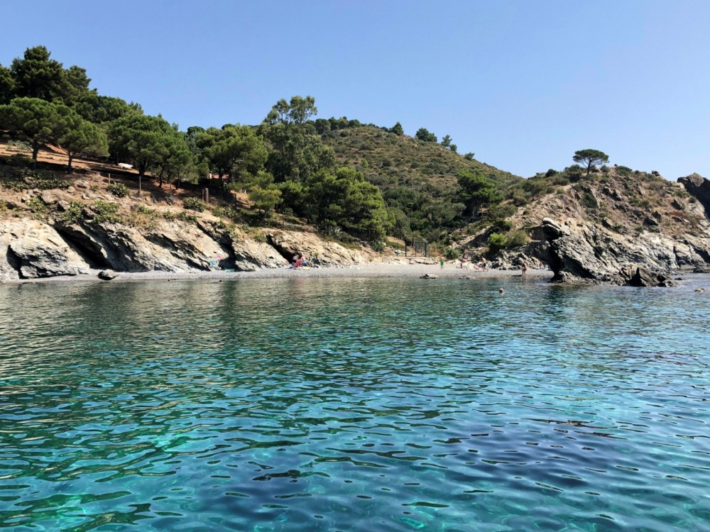 Location bateau Argelès-sur-Mer pas cher Antares 805 Fly