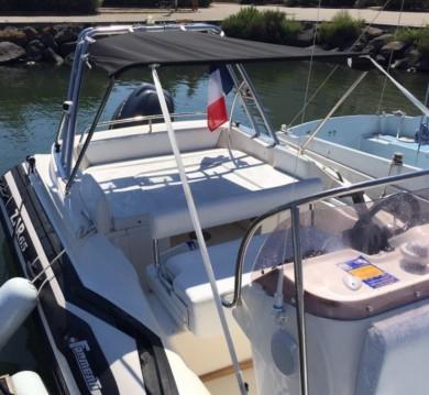 Location bateau Bouzigues pas cher zar 650