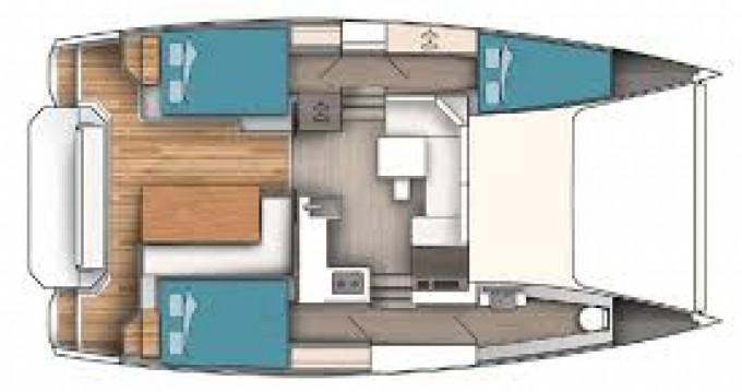 Location bateau Port du Crouesty pas cher A34