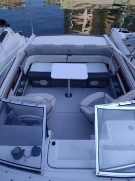 Location yacht à Fréjus - Four Winns Sundowner 195 sur SamBoat