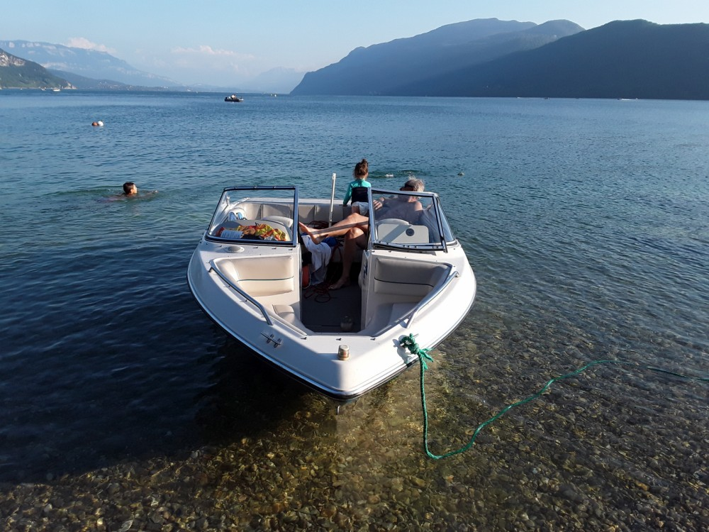 Location yacht à Conjux - Four Winns Freedom 175 sur SamBoat
