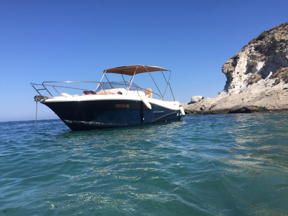 Hire Motor boat with or without skipper Jeanneau Garrucha