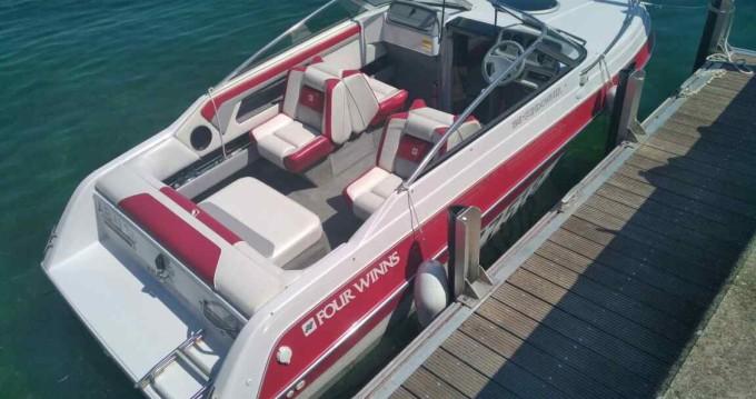 Location yacht à Aix-les-Bains - Four Winns Sundowner 195 sur SamBoat