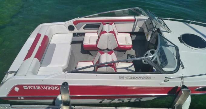 Location bateau Aix-les-Bains pas cher Sundowner 195