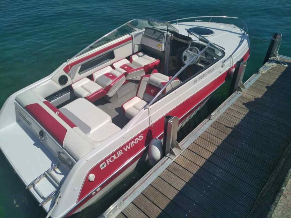 Motorboot te huur in Aix-les-Bains voor de beste prijs