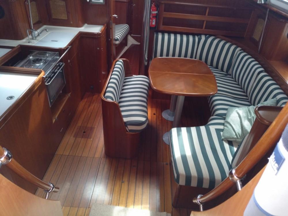 Bootsverleih Burriana günstig Oceanis 411 Clipper