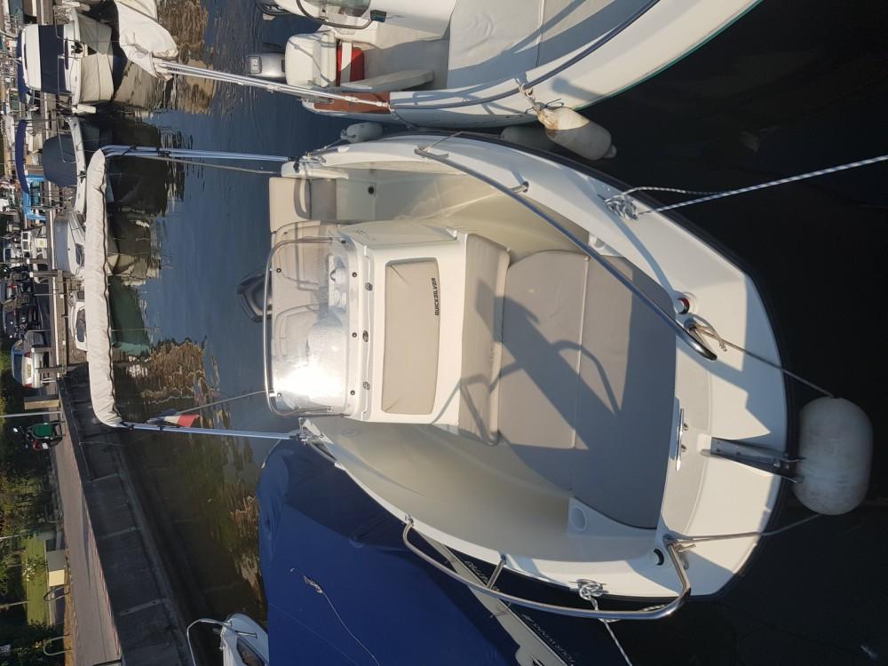 Location bateau Quicksilver Activ 555 Open à Mandelieu-la-Napoule sur Samboat