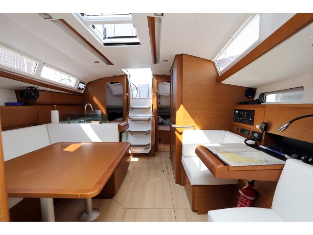 Jeanneau Sun Odyssey 419 between personal and professional ACI Marina Pula