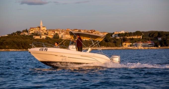 Location bateau Vrsar-Orsera pas cher Bluline 19