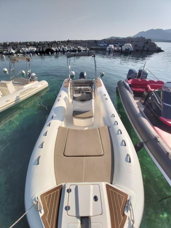 Alquiler de barcos Algajola barato de Tempest 700 Sun