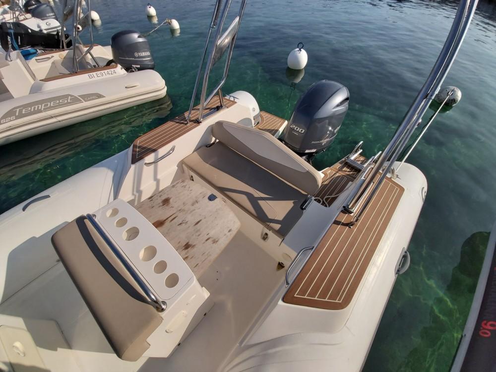 Location yacht à L'Île-Rousse - Capelli Tempest 700 sur SamBoat