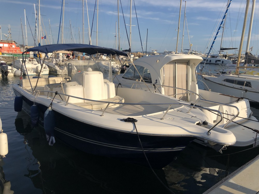 Location yacht à Hyères - White Shark White Shark 265 sur SamBoat