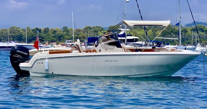 Location yacht à Cannes - Invictus  Invictus 270 FX sur SamBoat