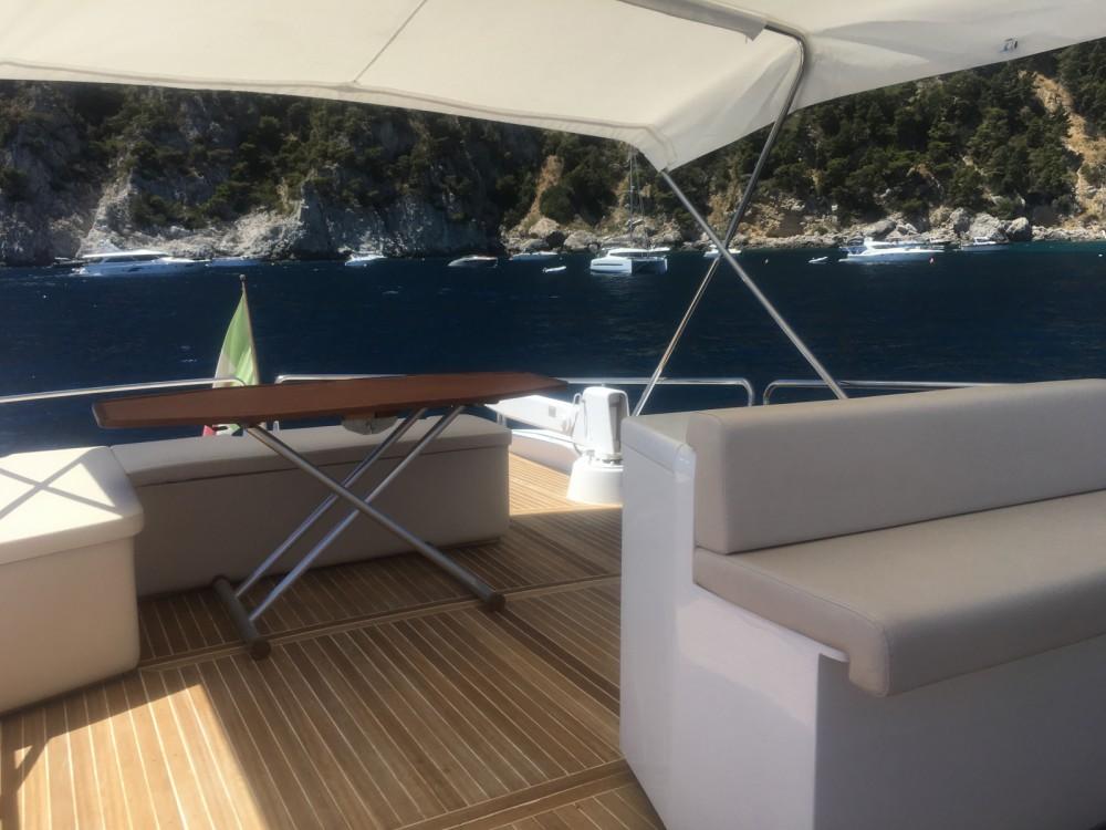 Location yacht à Naples - cantieri liguri Lavagna Ghibli 20 sur SamBoat