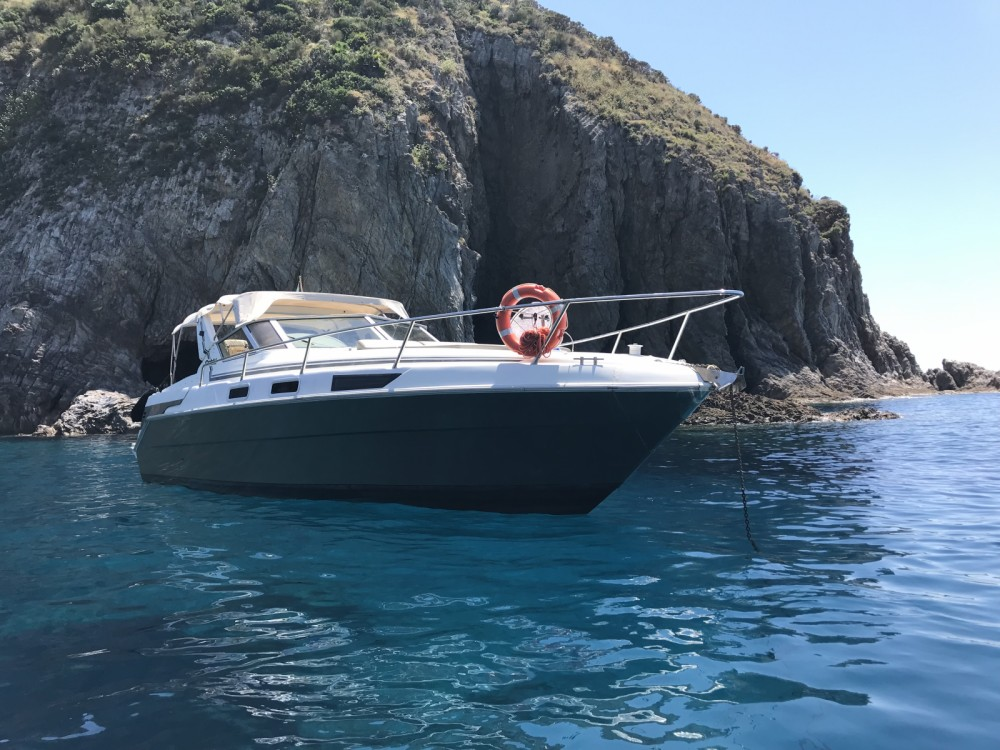 Rental Motor boat Gobbi with a permit