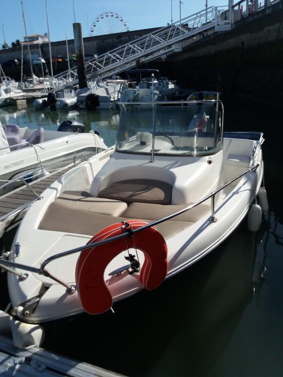 Location bateau Royan pas cher SUNBIRD