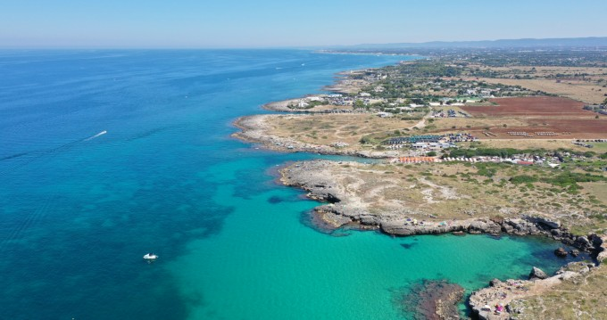 Location yacht à Polignano a Mare - Pershing 52 sur SamBoat