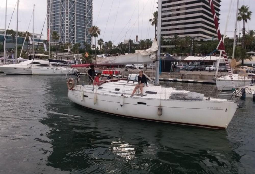 Segelboot mieten in Barcelona - Bénéteau Oceanis 331 Clipper