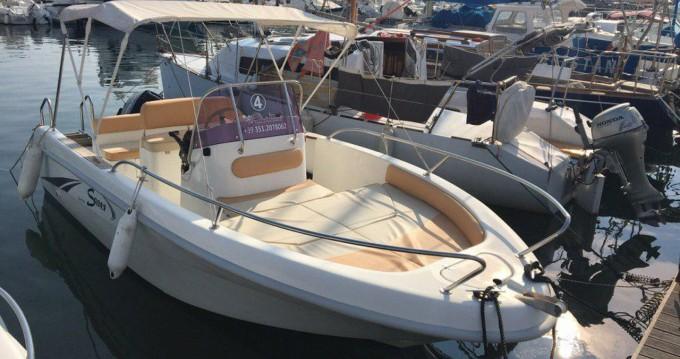 Location bateau Alghero pas cher 550 Open
