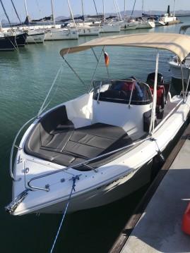Oki Boats Barracuda 545 entre particuliers et professionnel à La Azohía