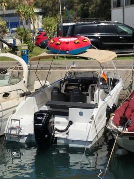 Louer Bateau à moteur avec ou sans skipper Oki Boats à La Azohía