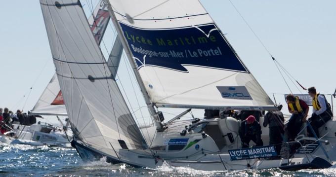 Louer Voilier avec ou sans skipper Archambault à Boulogne-Sur-Mer
