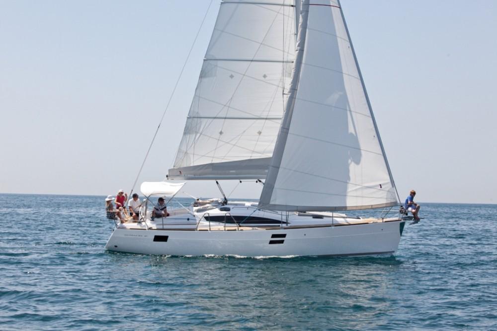 Location bateau Elan Elan Impression 40 à Marina Punat sur Samboat