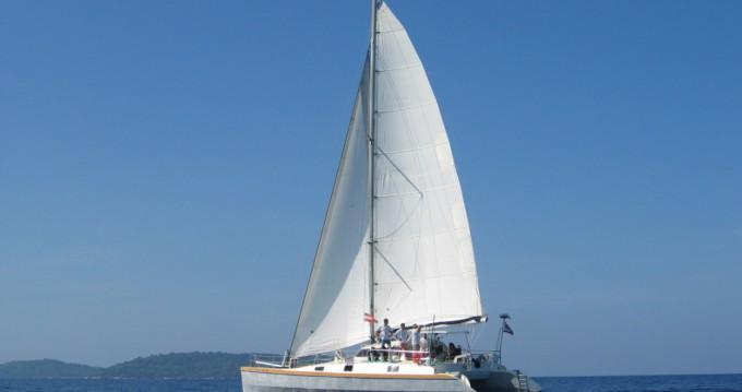 Location Catamaran Mumby avec permis