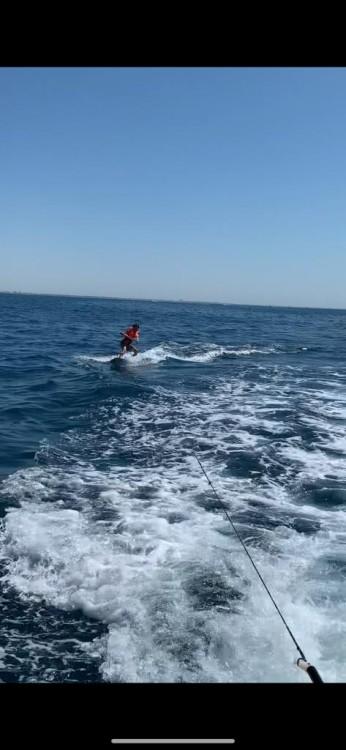 Boat rental Mauguio cheap Activ 555 Open