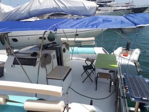 Catamaran à louer à Formentera au meilleur prix