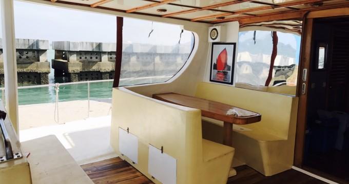 Location bateau Golden  Dragon Golden Dragon à Amphoe Mueang Phuket sur Samboat