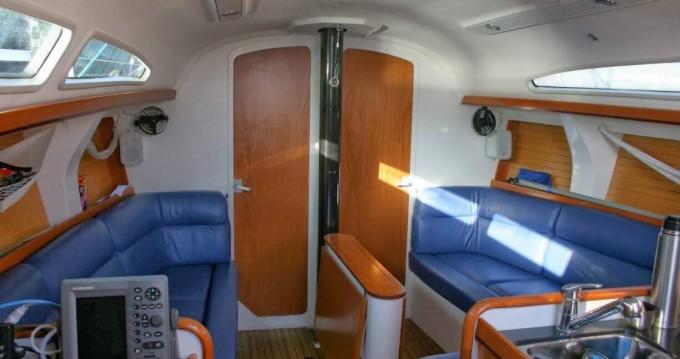 Location yacht à Le Marin - Farr 395 sur SamBoat